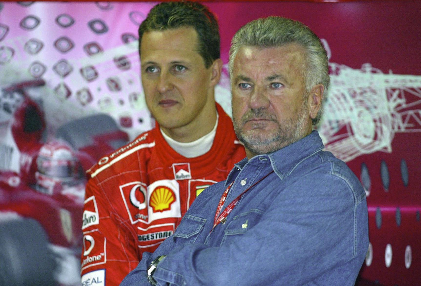 """Michael Schumachers Ex-Manager: """"Habe mit dem Thema Michael abgeschlossen"""""""