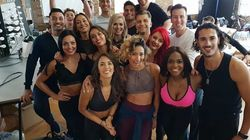 First Look At 'Strictly Come Dancing' Rehearsals As Contestants Officially Get To Work