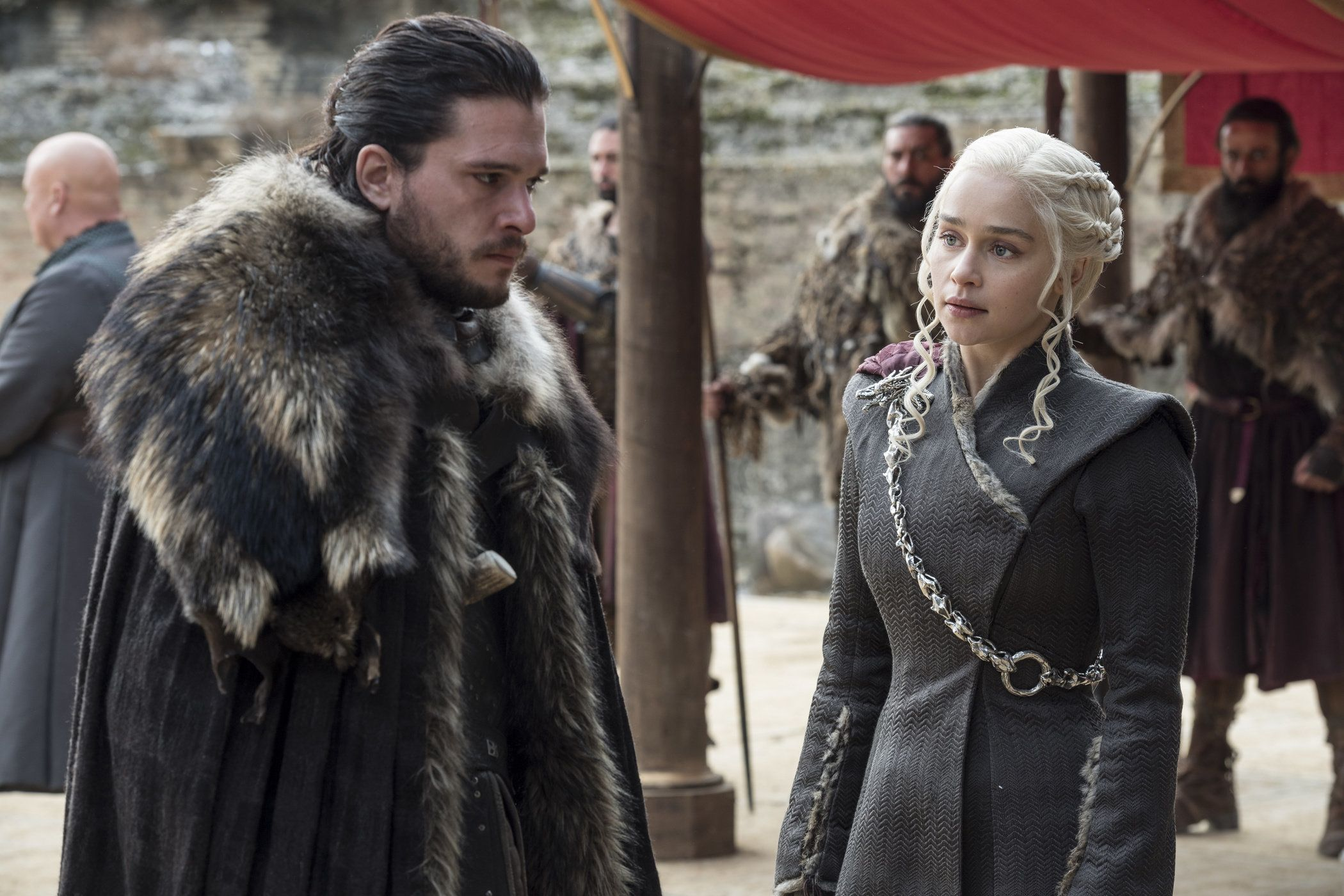HBO teases Game Of Thrones footage ahead of final season