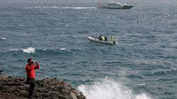 Arrivée aux Canaries d'une barque avec 18 migrants clandestins