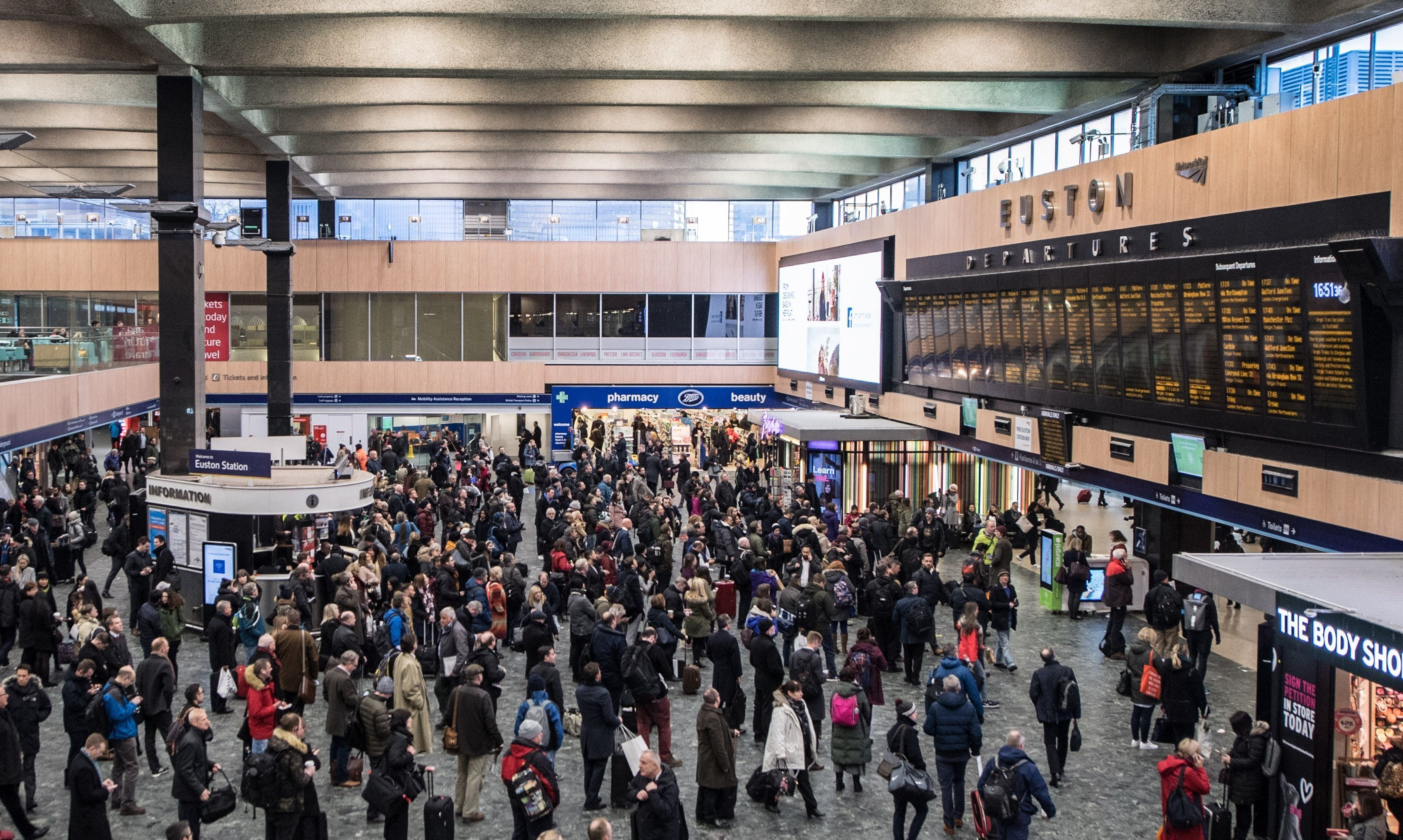 Travel This Bank Holiday Is Going To Be A Nightmare - Here's What You Need To