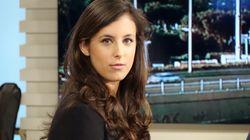Was eine israelische TV-Reporterin bei einem Neonazi-Festival erlebt hat, als die Kamera aus