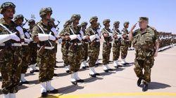 Gaïd Salah à Blida pour installer Ali Sidane commandant de la 1e RM