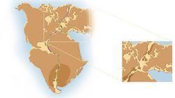 Voisins il y a 200 millions d'années, la Nouvelle-Écosse et le Maroc signent un accord de recherche