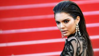 CANNES, FRANCE - MAY 15:  Kendall Jenner attends the 'From The Land Of The Moon (Mal De Pierres)' premiere during the 69th annual Cannes Film Festival at the Palais des Festivals on May 15, 2016 in Cannes,  (Photo by Mike Marsland/Mike Marsland/WireImage)
