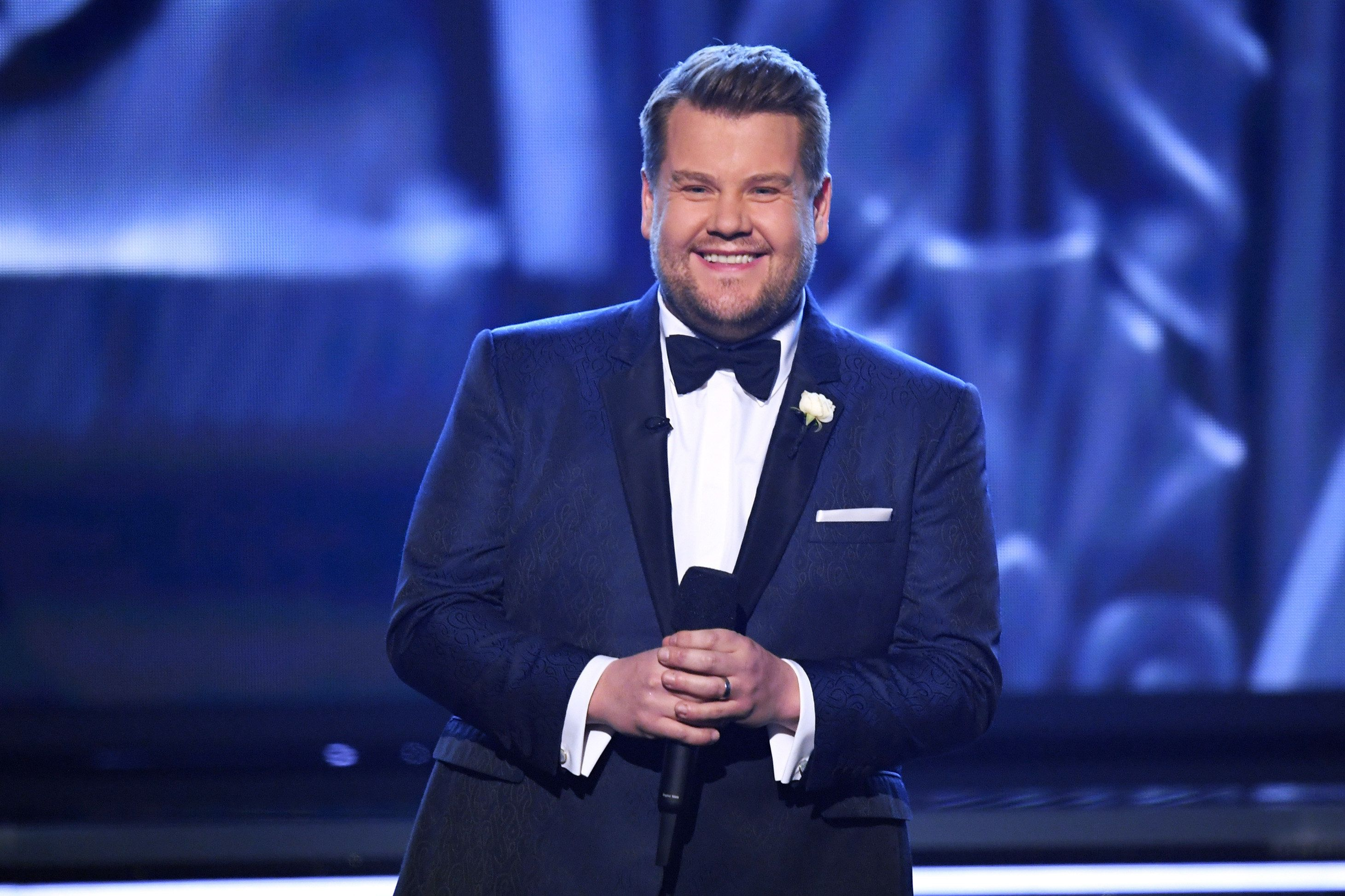 Late-night talk show host James Corden has some pretty funny insights about life as a parent.