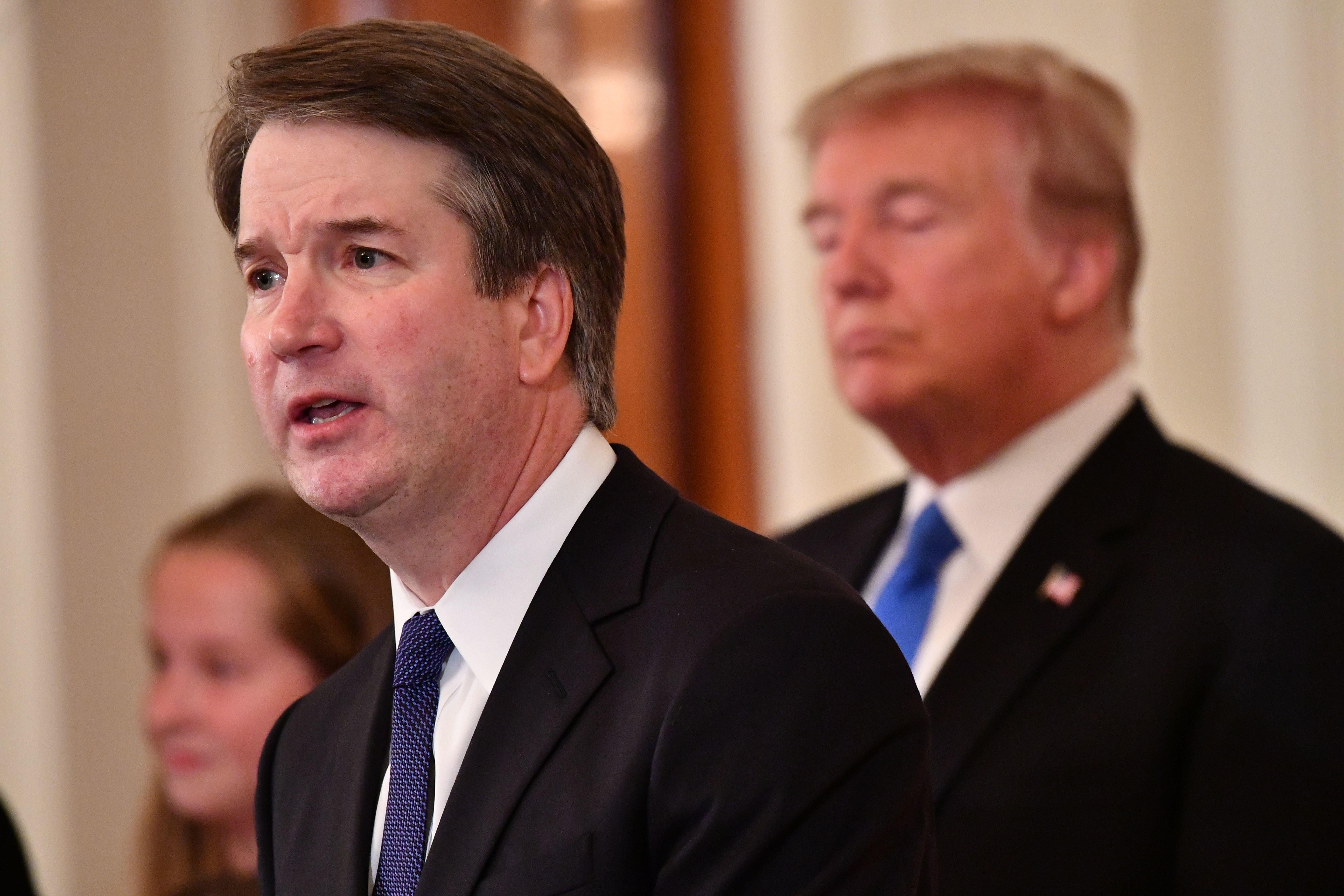 The GOP must suspend Brett Kavanaugh's Supreme Court nomination immediately.