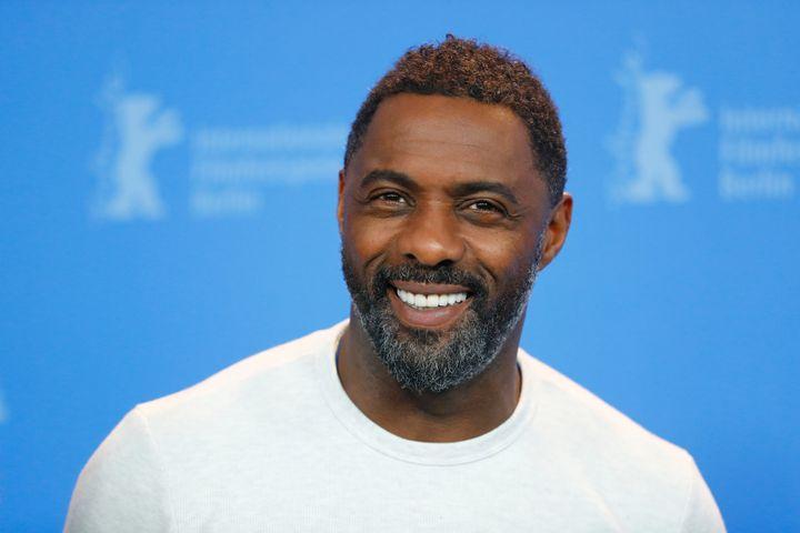Elba, Idris Elba.