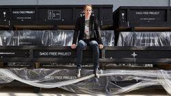 이 네덜란드 남자는 디자인으로 인류를 구하고