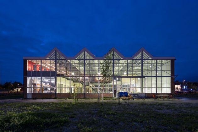 네덜란드 로테르담에 위치한 스튜디오 로세하르데