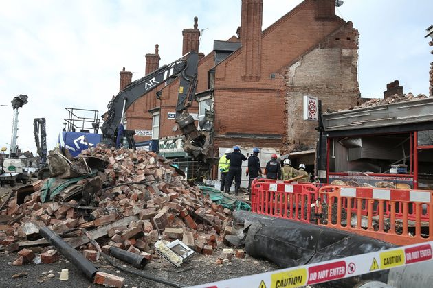 Arson Arrest After Leicester Explosion That Killed Five