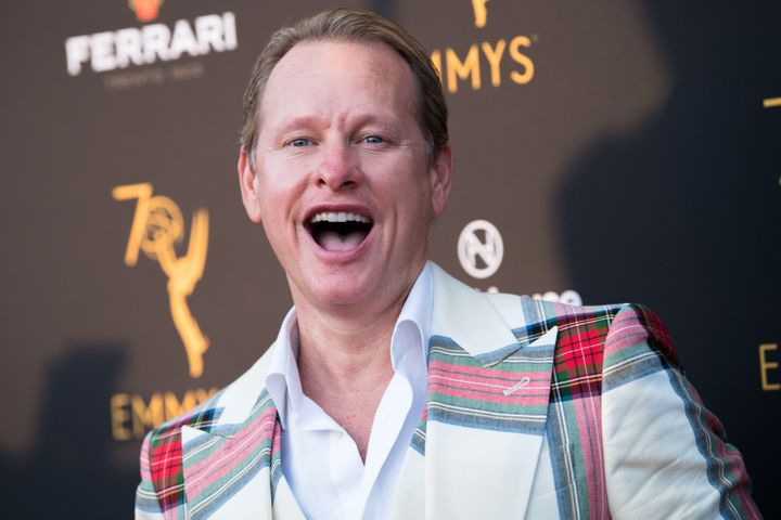 """""""We're so lucky to work in TV,"""" Carson Kressley said. """"It's really having a renaissance right n"""