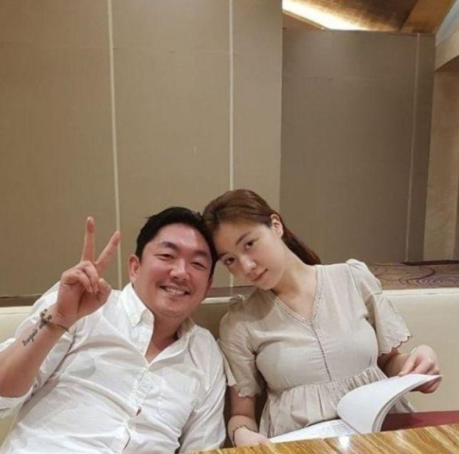 류화영 측이 방송인 엘제이의 '사생활 사진 유포'에 입장을