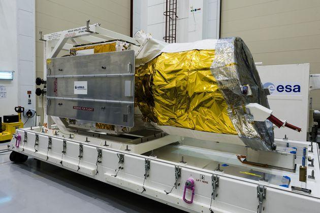 Εκτοξεύτηκε ο ευρωπαϊκός δορυφόρος «Αίολος», που θα αναλύει τους ανέμους από το