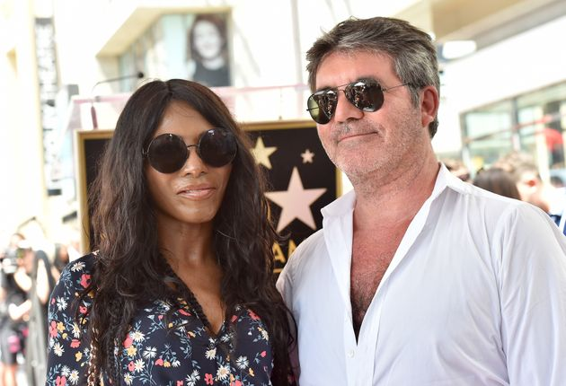 Sinitta also put in an appearance,