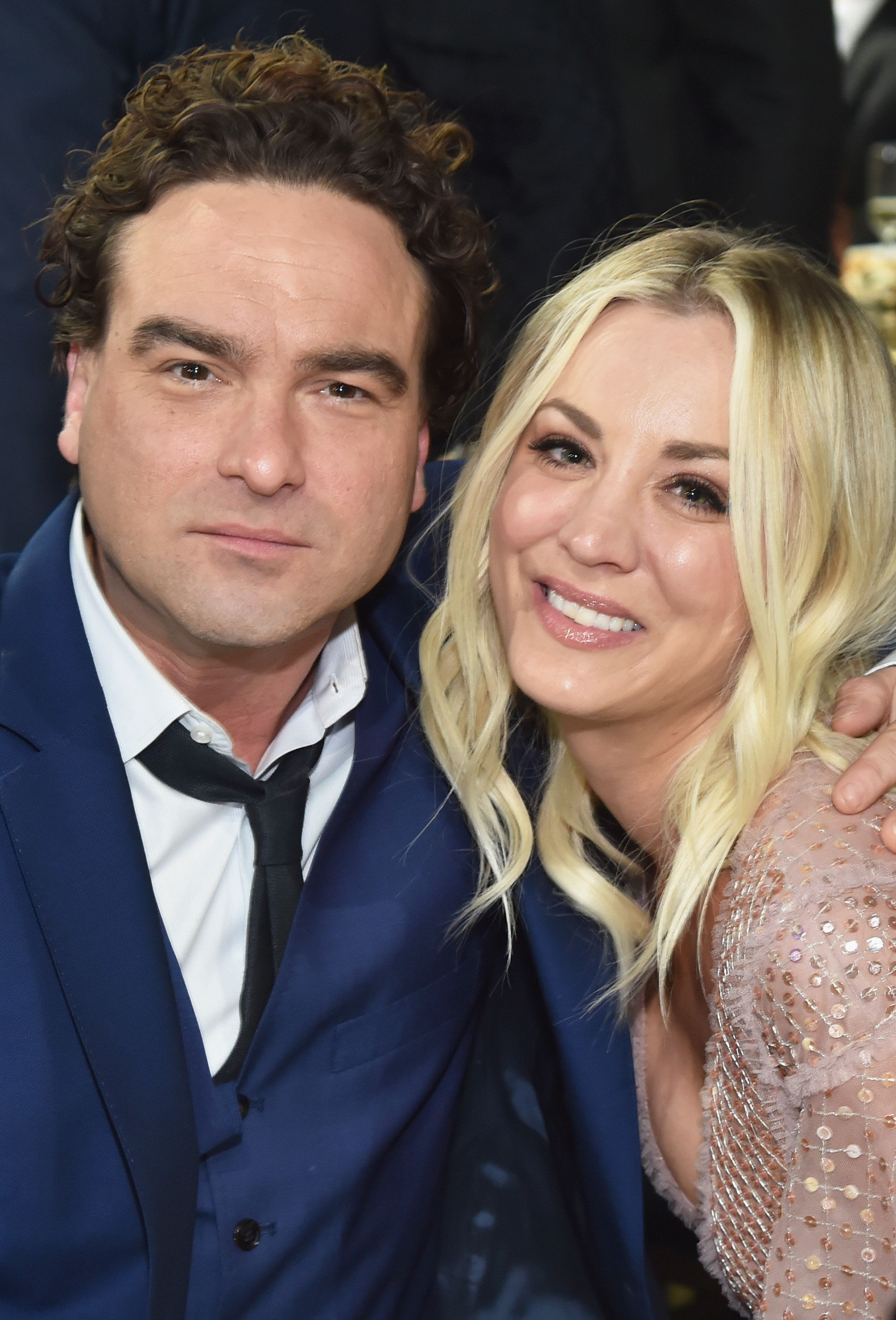 Kaley Cuoco Left 'Drowning In Tears' After News 'The Big Bang Theory' Is To
