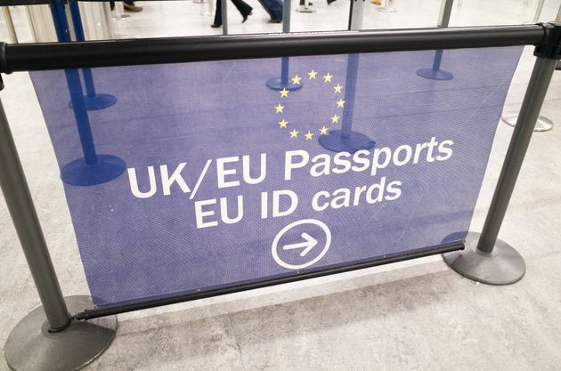 EU Net Migration Drops To Lowest Level In Six Years In Run-Up To