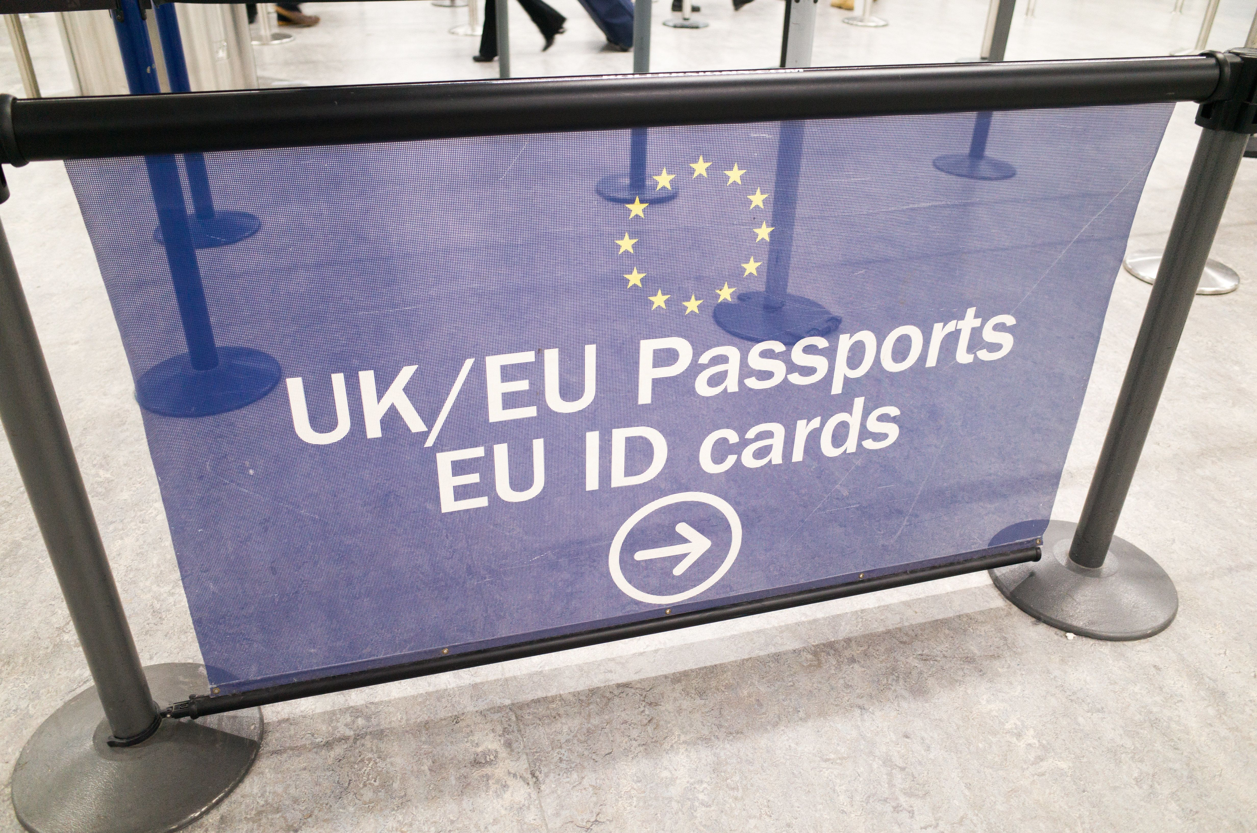 EU Migration Drops To Lowest Level In Six Years In Run-Up To