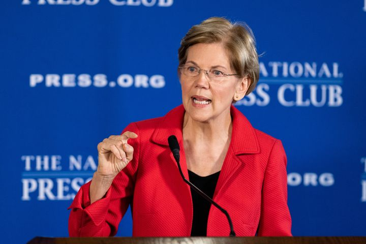 Massachusetts Sen. Elizabeth Warren (D) has crafted a bill that would require the IRS to release tax returns for congressiona
