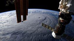 Βίντεο-αποκάλυψη από τη NASA : Ο τυφώνας Lane απειλεί την