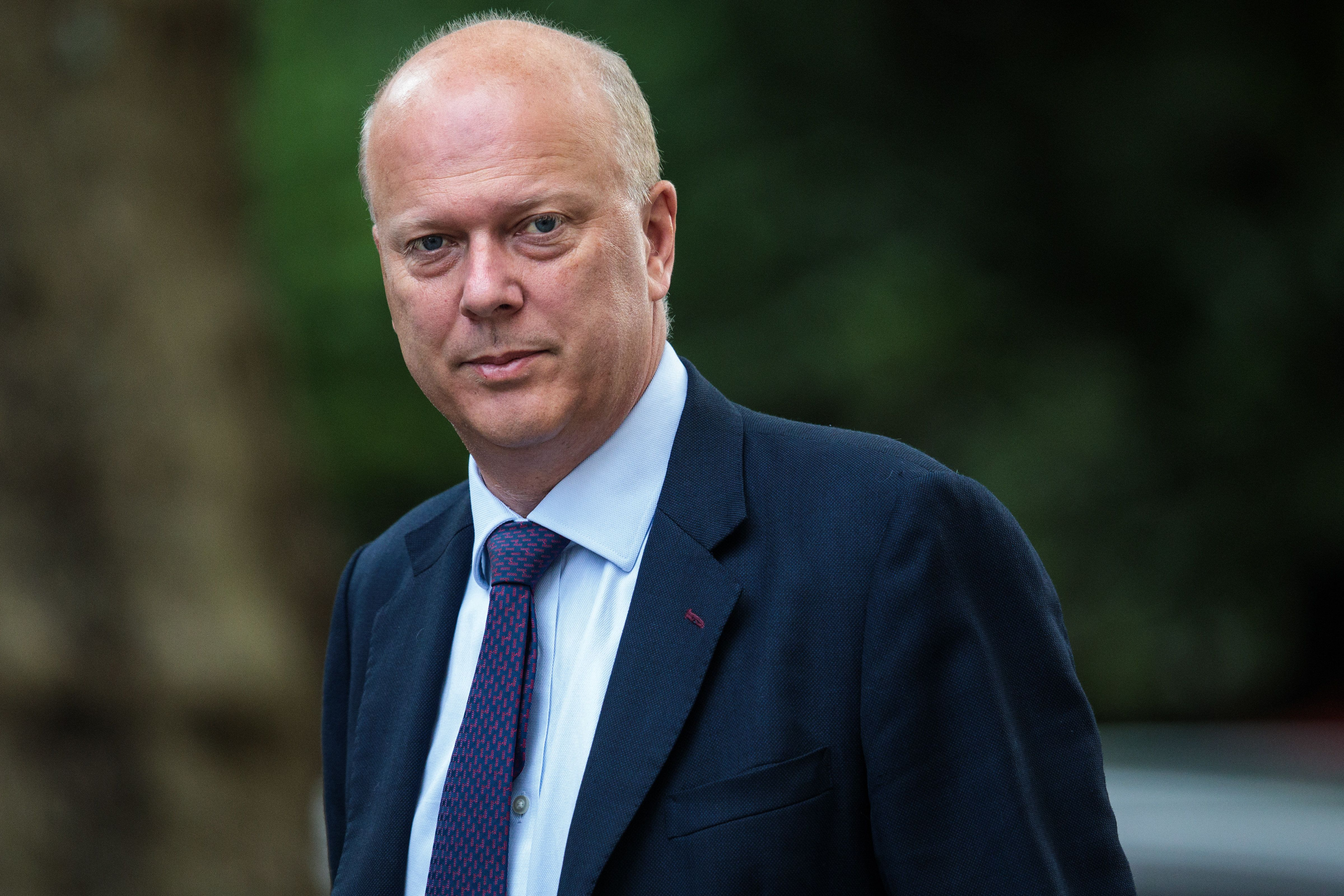 Chris Grayling 'Unfit' To Be Minister, Say Labour Frontbenchers In Letter To
