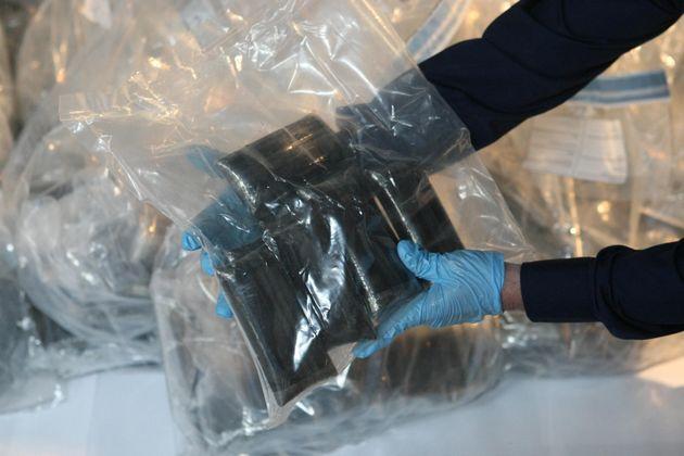 160 kilos de résine de cannabis saisis au port de Tanger