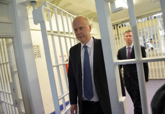 Chris Grayling previously held the role of justice secretary with responsibility for probation and prison