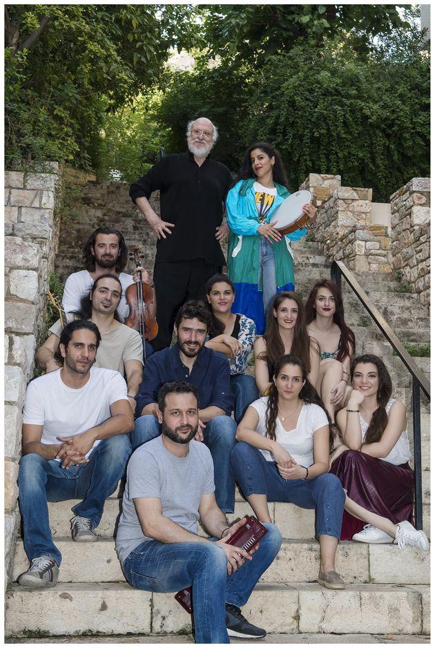 Διονύσης Σαββόπουλος και Μαρίνα Σάττι μαζί «Για την υγεία των κοριτσιών