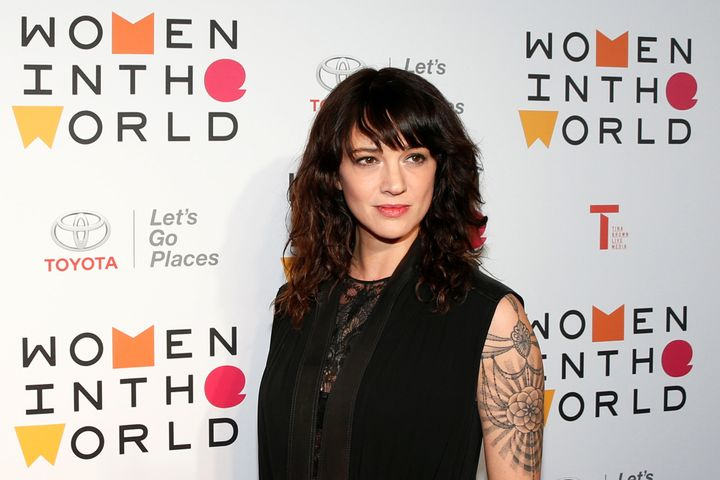 Asia Argento has denied having had a sexual relationship with Jimmy Bennett. An intimate photo of the couple and alleged text