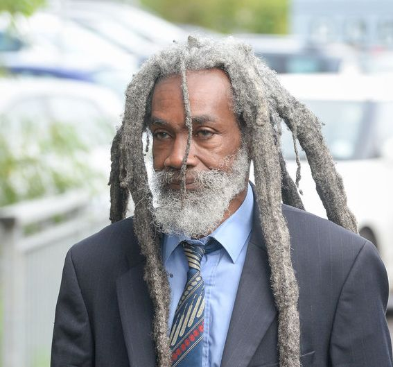 Judah Adunbi, a police race relations adviser who was Tasered in the