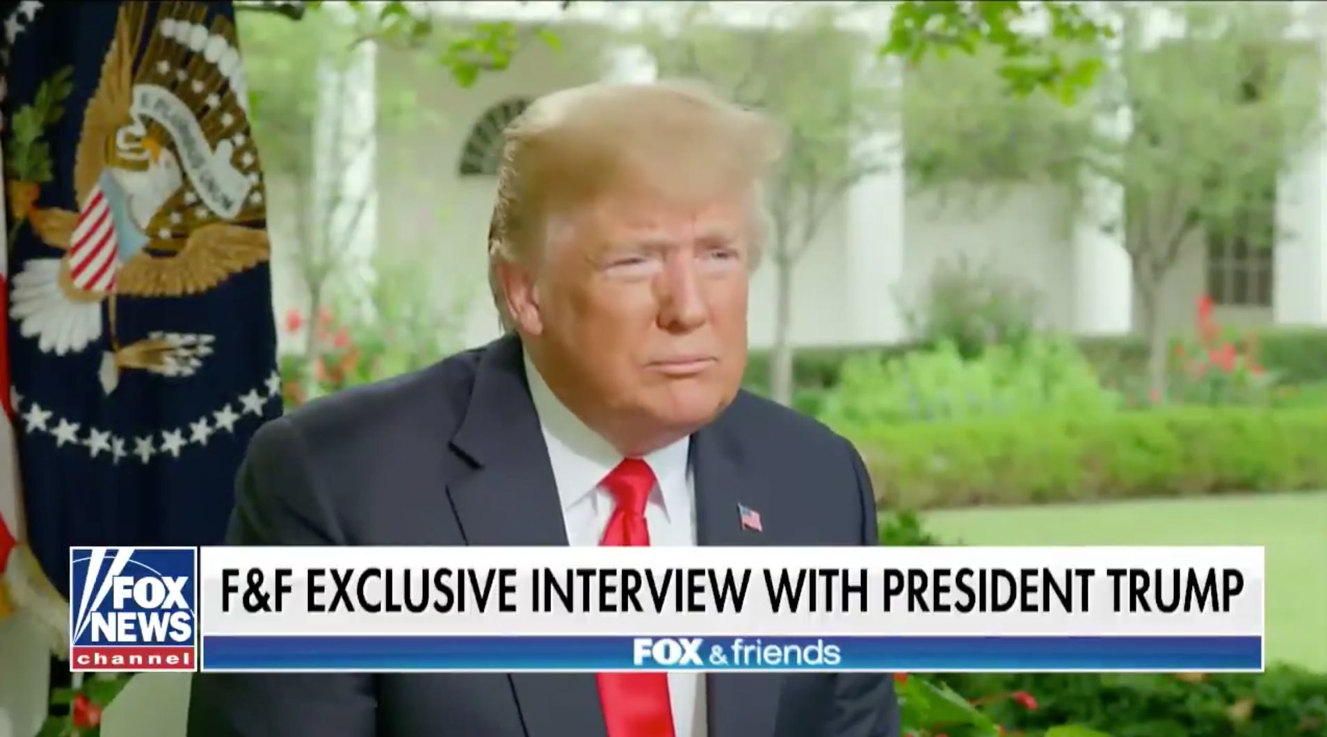 The Fox News Interview With Donald Trump Was Even More Batsh*t Than You Hoped