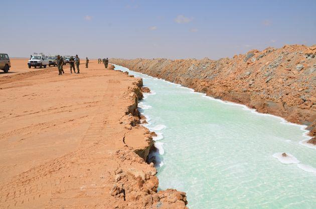 Un malaise économique se cache derrière le durcissement de la sécurisation de la frontière tuniso-la...