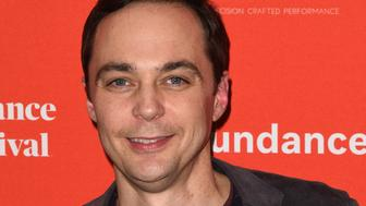 PARK CITY, UT - JANUARY 23:  Actor Jim Parsons attends the 'A Kid Like Jake' Premiere during the 2018 Sundance Film Festival at Eccles Center Theatre on January 23, 2018 in Park City, Utah.  (Photo by C Flanigan/FilmMagic)