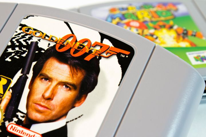 """GoldenEye 007"" gameplay and engine programmer Mark Edmonds toldMel magazine's Quinn Myers,&ldq"