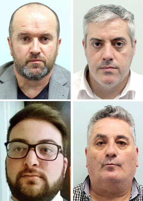 Four Men Jailed After Hiring Private Jet To Smuggle Haul Of Cocaine Worth