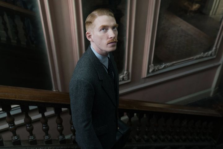 """Domhnall Gleeson in """"The Little Stranger."""""""