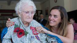 Britain's Longest-Serving Poppy Seller Dies Just Days After MBE
