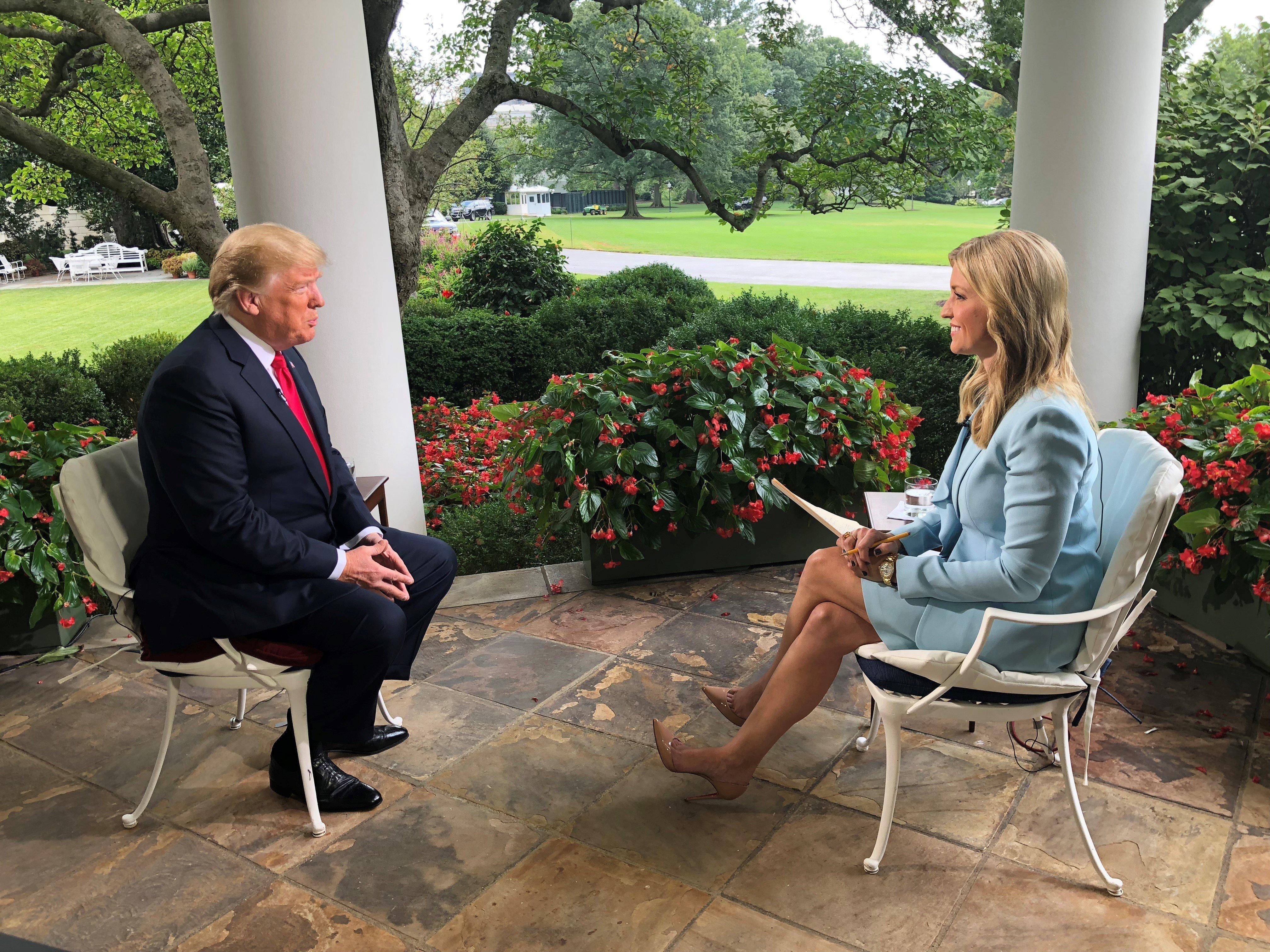 Fall Cohen: Trump redet sich im TV-Interview um Kopf und Kragen – die 4 bizarrsten Momente