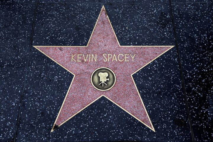 """Spacey, who won a best actor Oscar in 2000 for """"American Beauty,"""" has been dropped from the Netflix series """"House"""
