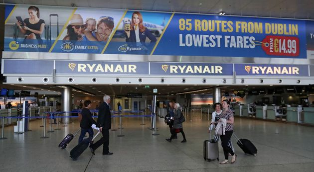 Passengers travelling on Ryanair flights will soon no longer be able to take a small suitcase on to planes for free.