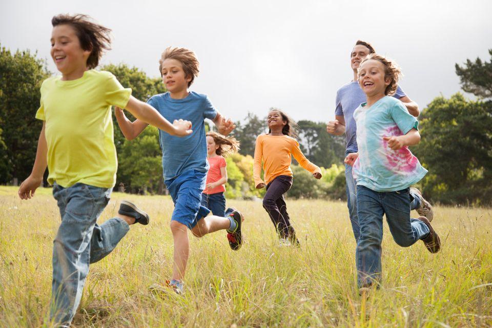 Kinderärzte schlagen Alarm: Kinder haben weniger Zeit zum