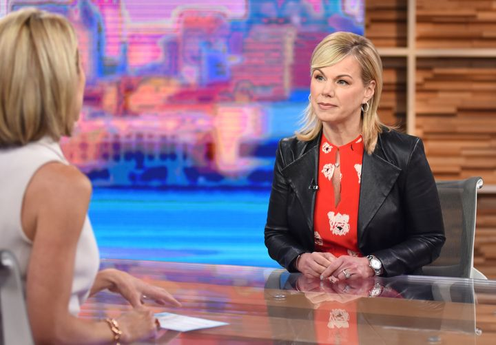 "Gretchen Carlson announced the end of Miss America's swimsuit competition on ""Good Morning America"" on June 5, 2018."