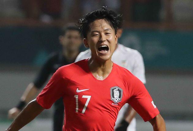 한국이 이란에 2-0으로 승리했고, 인터넷은