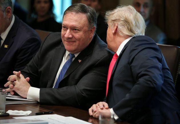 마이크 폼페이오 미국 국무장관이 다음주 북한을 다시