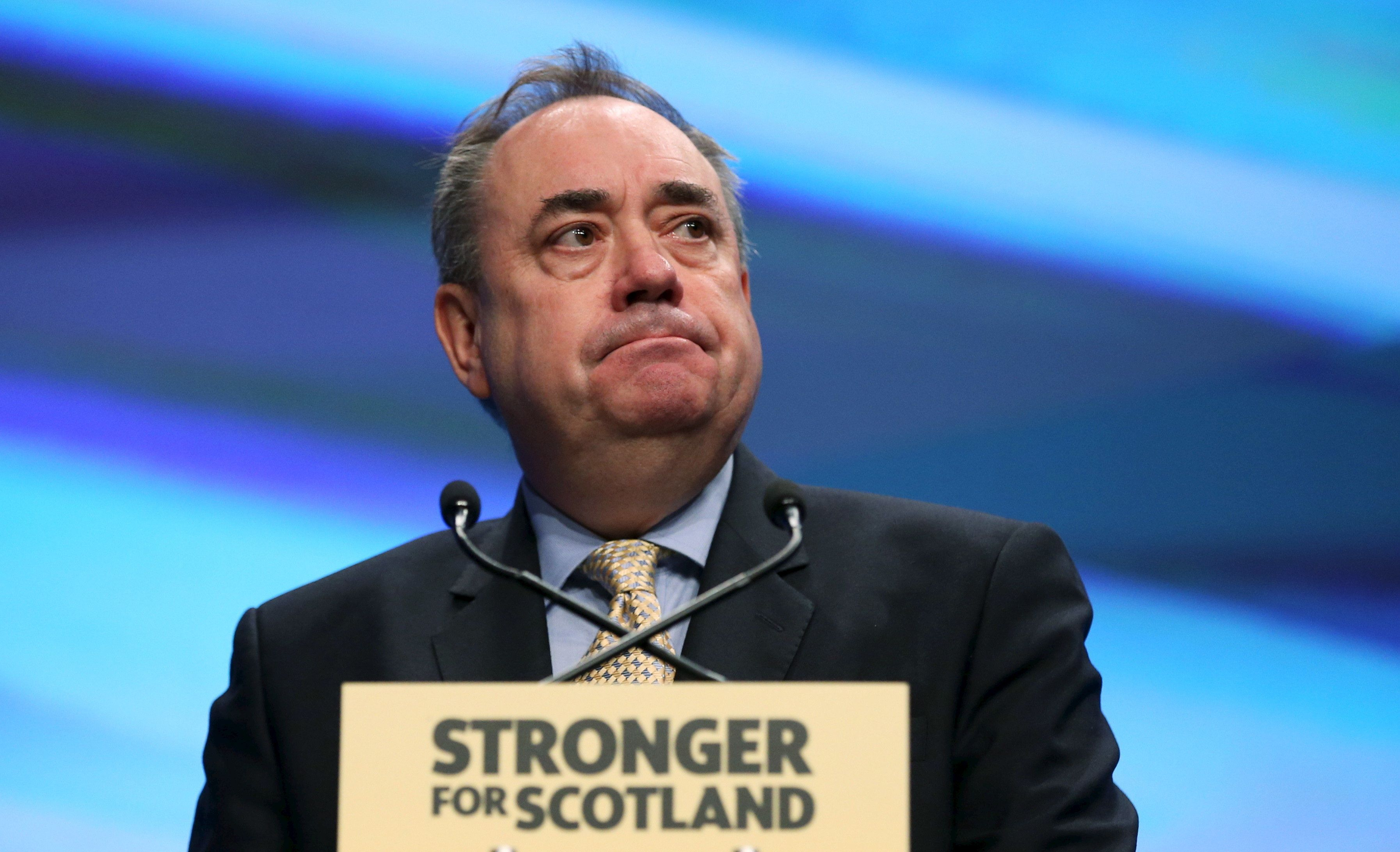 Alex Salmond Takes Scottish Government To Court Over Handling Of Sexual Assault