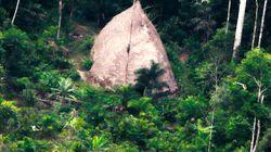 Αγνωστη φυλή του Αμαζονίου, που δεν έχει καμμία επαφή με τον έξω κόσμο, εντοπίστηκε από drone στην