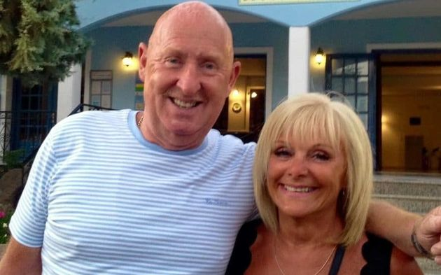 John and Susan Cooper diedin the Red Sea resort of