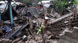 Bilan des séismes en Indonésie: 555 morts et 1.500