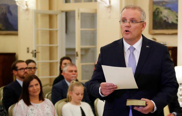 Πολιτική κρίση στην Αυστραλία: Ορκίστηκε ο νέος