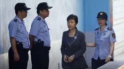 L'ex-présidente sud-coréenne Park condamnée à 25 ans de prison en